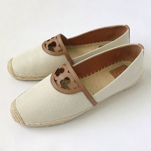 NEW TORY BURCH 'Sidney' Espadrilles - Size 8
